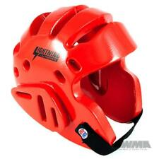 ProForce® Lightning Sparring Head Guard / Headgear - RED - Child VERY GOOD!