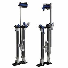 "Drywall Painters Walking Stilts Taping Finishing Tools - Adjustable 24"" - 40"" b2"
