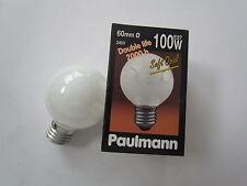 rarité Paulmann souple Opale Globe G60 E27 100W 230V lampe G60 artnr. 103.01