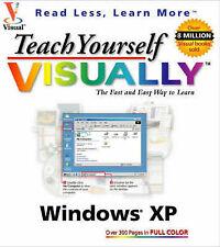 Teach Yourself Visually Windows XP, Maran, Ruth, Very Good Book