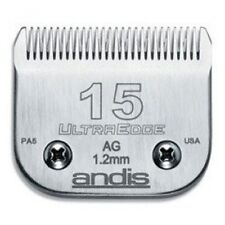 """Andis 15 Navaja para rasuradoras. 1,2 mm, 3/64 """""""