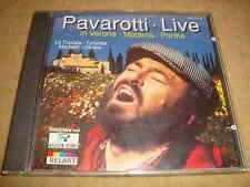 PAVAROTTIE Live - in Verona, Modena, Parma