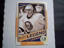 2012-13 OPC O-Pee-Chee Marquee Legend Islanders Mike Bossy #533