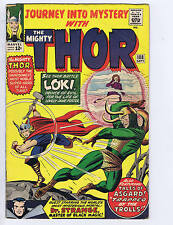 Journey into Mystery #108 Marvel 1964 Dr.Strange X-over