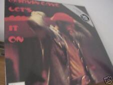 MARVIN GAYE LET'S GET IT ON U.K. PRESSED RARE 180 Gram UNIVERSAL ISSUE Sealed LP