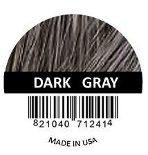 Samson Best Hair Loss Concealer Building Fibers DARK GREY 25g Refill Made USA