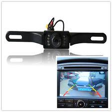Infrarouge caméra Vision Nocture Licence plaque châssis arrière vue Parking inverse