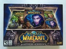 World of Warcraft (Battle Chest)  (PC, 2008)