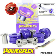 Audi A8 (10-17) Powerflex Front Upper Arm To Chassis Bushes Camber Adj PFF3-203G