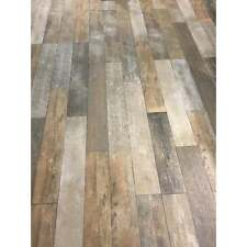 Oslo Vintage Wood Tiles - Wall and Floor 15cm x 60cm