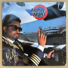 """Marley Marl Signed In Control, Volume 1 Vinyl Record LP Autograph Cold Chillin"""""""