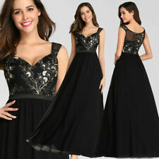 Ever-Pretty US A-Line Formal Celebrity Gowns V-neck Evening Holiday Prom Dresses