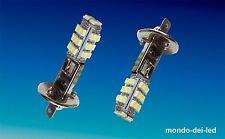 1x Lampada H1 led 28 SMD LED 6.000K - Nuovo - Testate e funzionanti