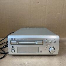 More details for denon dmd-m30 minidisc player recorder hifi separate