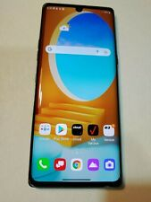 New listing Lg Velvet 5G Uw Lmg900Vm - 128Gb - Aurora Gray (Verizon) (Single Sim) Excellent