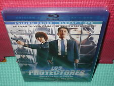 LOS PROTECTORES - TAKASHI MIKE  -  BLU-RAY + DVD