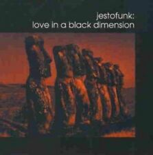 Jestofunk Love in a black dimension (1995)  [CD]