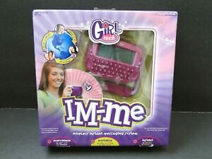 2008 Girl Tech IM-me Wireless Instant Messaging System