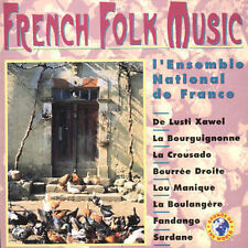 L'ENSEMBLE NATIONAL DE FRANCE - FRENCH FOLK MUSIC NEW CD