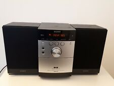 SONY CMT-EH45DAB Micro Hi-Fi Stereo System DAB/FM Radio CD Player, Cassette, MP3