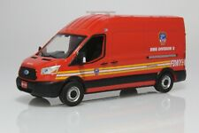 2019 Ford Transit FDNY Fire Department of NY, Van 1:64 Scale Diecast Model Truck