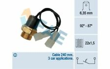 FAE Interruptor de temperatura, ventilador del radiador LANCIA A 37430