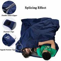 Lightweight Portable Waterproof Sleeping Bag for Hiking Camping Tent Summer