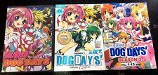 Dog Days: Season 1 2 3 (Chapter 1 - 38 End) ~ 3-DVD SET ~ English Subtitle ~
