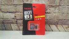SanDisk Wake up your phone Micro SHDC 8GB - Unused - Box Opened.