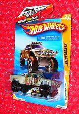 2010 Hot Wheels New Models SANDBLASTER  #27  R0945-A9GPN Keys To Speed logo