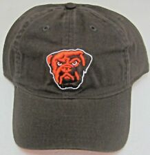 NFL Cleveland Browns Brown Relaxed Fit Adjustable Hat by Reebok