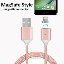 Braided Lightning 8pin LED USB Quick Charge Sync Data Cable for iPhone 6 7 Plus