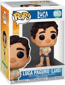 Funko - POP Disney: Luca - Human Brand New In Box