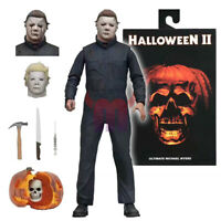 "NECA Halloween 2 Michael Myers Ultimate 7"" Action Figure 1981 Movie Collection"