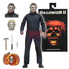 """NECA Halloween 2 Michael Myers Ultimate 7"""" Action Figure 1981 Movie Collection"""