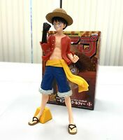 One Piece Weekly Jump 50TH Anniversary Anime Figure Toy Doll Haki Luffy BP38149