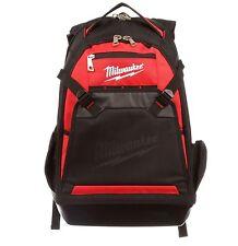 New Milwaukee 48-22-8200 Jobsite Backpack Tool Organizer for Tools & Laptops