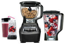 Ninja - Mega Kitchen System 72-Oz. Blender - Black