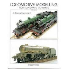 More details for locomotive modelling from scratch and etched kits part one