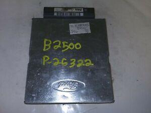 1999-2000 Ford Ranger Mazda B2500 ecm ecu computer XL5F-12A650-APC