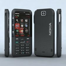 Genuine Nokia 5310 Xpressmusic Black Mobile with  Warranty