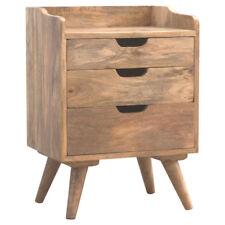 Bedside Table - Modern Rustic Scandinavian Design