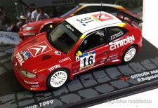 1/43 CITROEN XSARA KITCAR BUGALSKI RALLY CATALUNYA 1999 IXO EAGLEMOSS DIECAST