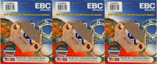 EBC Severe Duty Front & Rear Brake Pads Kit - Artic Cat - 3 sets of FA395SV Pads