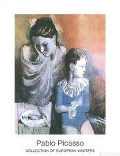 Artisten, 1905 by Pablo Picasso Art Print Poster 35.5x27.5