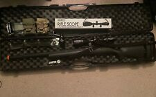 Novritsch SSG24 Airsoft Sniper Rifle (with scope and accessories)