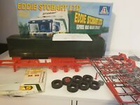 Italeri Scania 460 144L lorry truck Eddie Stobart 1/24 construction kit #708