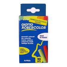 Giotto fosfatadas, caja de 10, Colores Mezclados