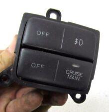 1997 97 MAZDA MILLENIA CRUISE CONTROL MAIN FOG LIGHT SWITCH LAMP ON OFF DASH CAR