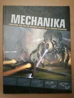 Mechanika: How to Create Science Fiction Art by Doug Chiang, Paperback Very Good